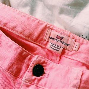 Vineyard Vines Women's Pink Jeans!